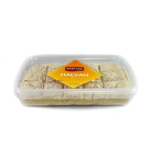 Anatolia Sliced Plain Halva 12/350 gr