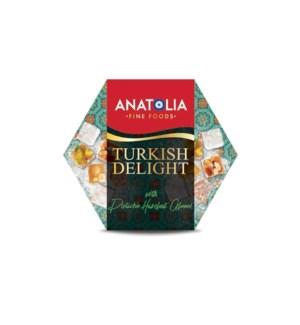 Anatolia Turkish Delight Mix Nut 12/250 gr