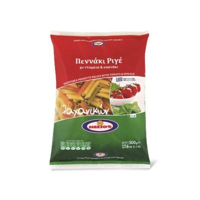 Helios Vegetable Pennete Rigate 12/500 gr