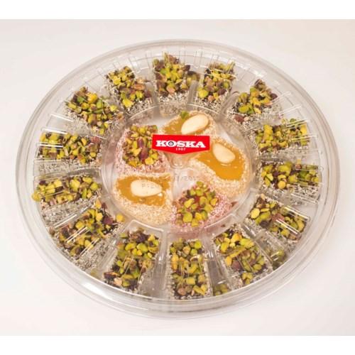 Koska Palace Turkish Delight Mixed Nuts 12/500 gr