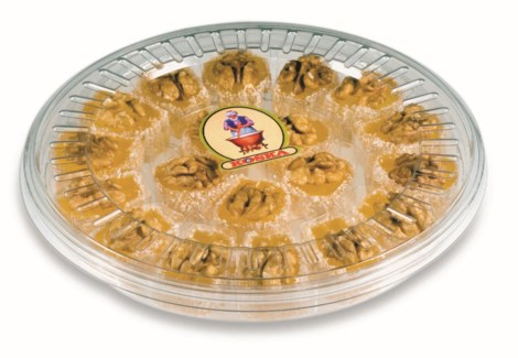 Koska Palace Turkish Delight w/Walnut 12/550 gr
