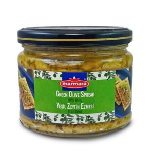 Marmara Green Olive Paste 12/300 gr