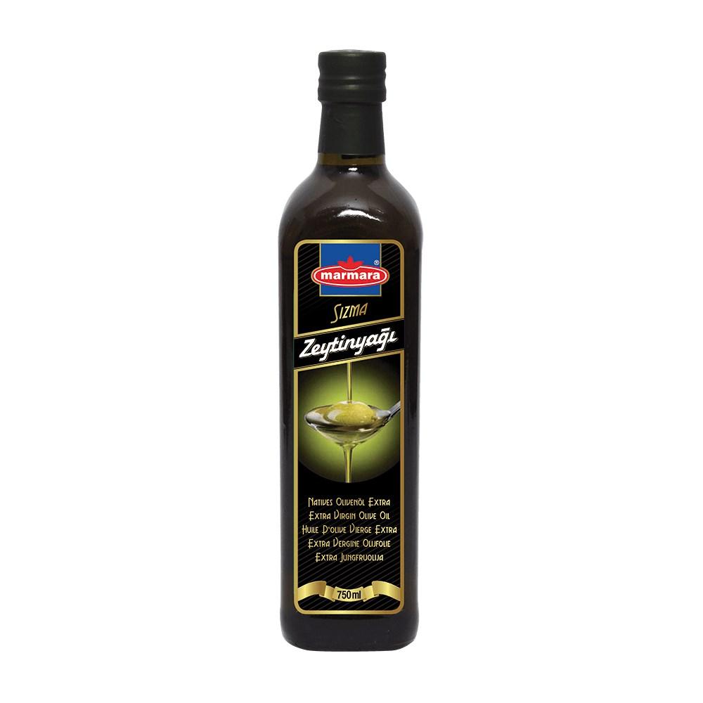 Marmara Natural Extra Virgin Olive Oil 12/750 ml