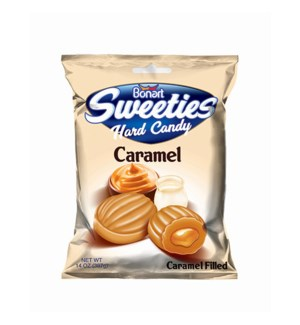 Bonart Sweeties Caramel Filled 20/7 oz