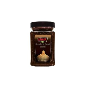 Tamek Dried Fig Jam 12/380 gr
