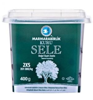 Marmarabirlik Dried Sele Olives (Kuru Sele) ***2XS 12/400 gr***