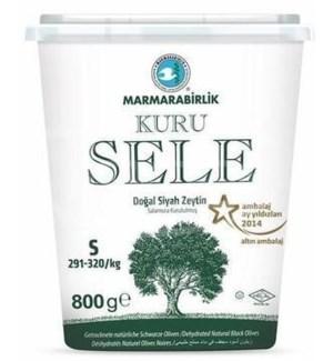 Marmarabirlik Dried Sele Olives (Kuru Sele) ***S 6/800 gr***
