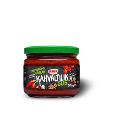 Tamek Breakfast Sauce MILD (glass) MILD 12/300 gr