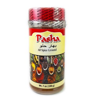 Pasha Allspice Ground 12/7 oz