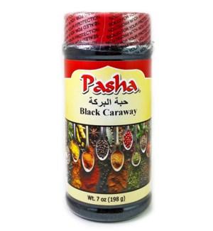 Pasha Black Caraway 12/8 oz