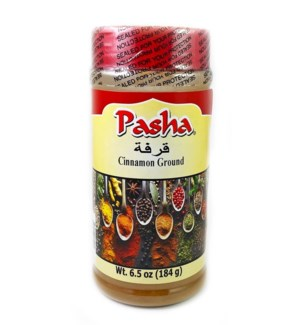 Pasha Cinnamon Ground 12/8 oz