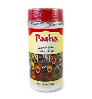 Pasha Citric Acid 12/13 oz