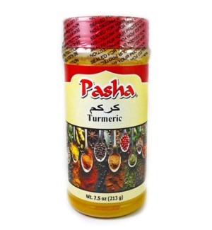 Pasha Turmeric 12/8 oz