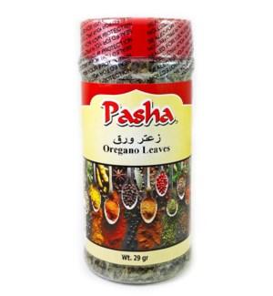 Pasha Oregano Leaves 12/1.5 ozPasha Oregano Leaves 12/1.5 oz