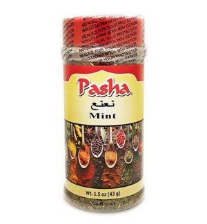 Pasha Mint Ground 12/1.5 oz