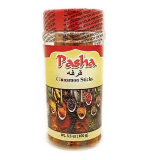 Pasha Cinnamon Sticks 12/3.5 oz