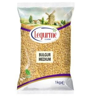 Le Gurme Medium Bulgur 16/1 kg