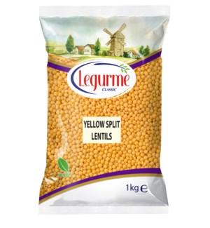 Le Gurme Yellow Lentils 16/1 kg