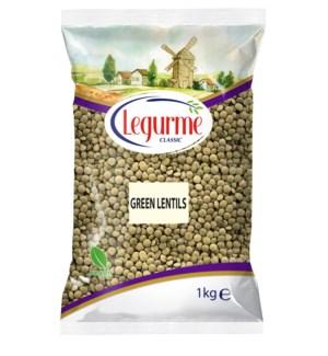 Le Gurme Green Lentils 6mm 16/1 kg