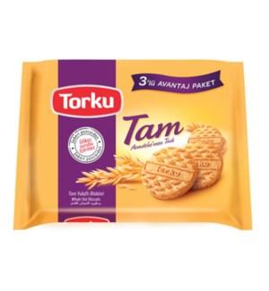Torku Tam Biscuit w/Oat 12(3x125gr)