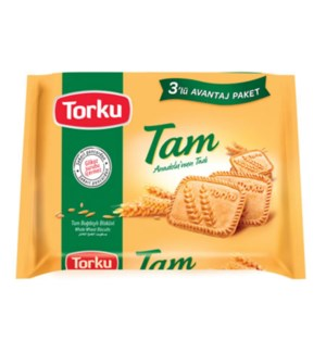 Torku Tam Biscuit w/Whole Wheat 14x(3x131gr)