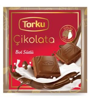 Torku Milk Chocolate 8x(6x65 gr)