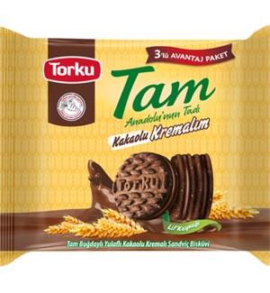 Torku Tam Cocoa Biscuit w/Cream 12/249 gr
