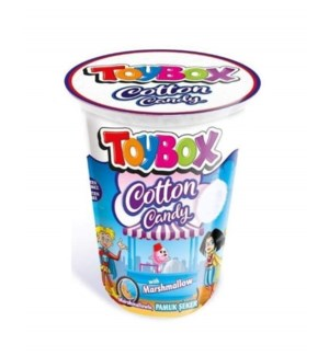 Toybox Cotton Candy Marshmallow Flavor 36/20 gr