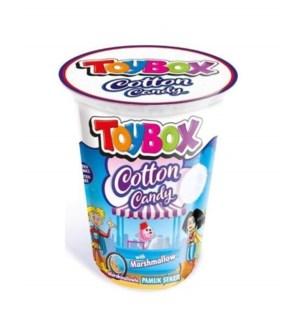 Toybox Cotton Candy Strawberry 36/20 gr