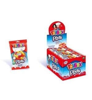Toybox Pizza Gummy Candy 24/20 gr