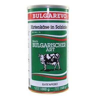 Bulgarevo Cheese 6/1 kg
