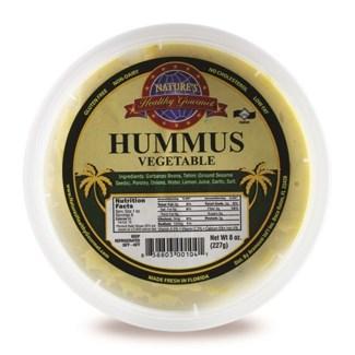 Vegetable Hummus 8 oz