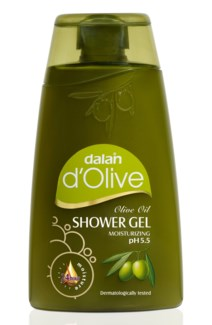 D'Olive Shower Gel 12/250 ml