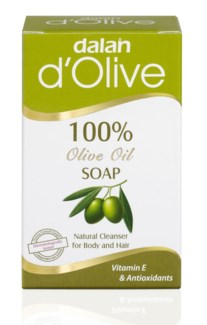 D'Olive Oil Bar Soap 24/150 gr
