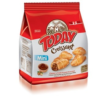 Elvan Mini Croissant Chocolate 12/185 gr