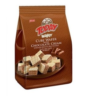 Elvan Today Cube Wafers Choc 12/200 gr