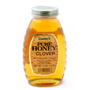 Gunter's Honey Clover 12/1 lb