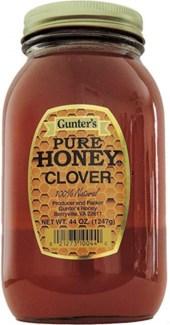 Gunter's Honey Clover 12/44 oz
