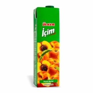 Icim Peach Juice (PET) 12/1 Lt.