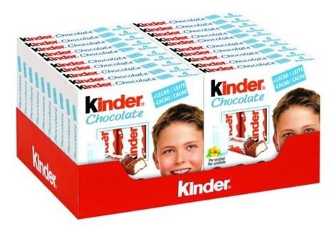 Kinder Chocolate 20/50 gr