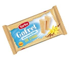 Torku Wafers Vanilla Cream 12/227 gr
