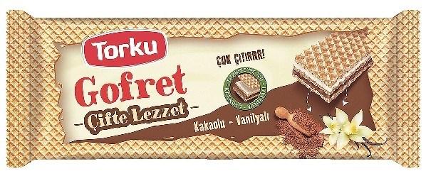 Torku Wafers Cocoa Cream 12/227 gr