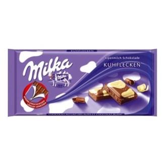 Milka Chocolate Cowspot 22/100 gr