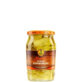 Melis Whole Pepperoncini 12/720 ml