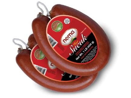 Nema Ring Soujuk Hot 12/1 lb