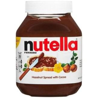 Nutella Spread Jar === 15/13 oz ===