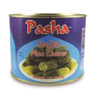 Pasha Stuffed Grape Leaves 6/2 kg