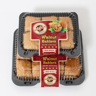 Sajouna Walnut Baklava 15 oz