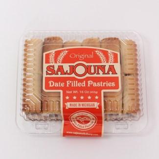 Sajouna Finger Date Pastry 16 oz
