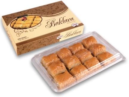 Seyidoglu Baklava w/Walnuts 1 lb